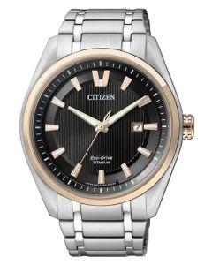Citizen Super Titanium Herrenuhr AW1244-56E