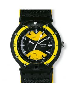 Swatch Scuba 200 Water Wasp SDB116