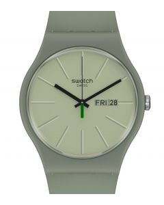 Swatch Originals New Gent We In The Khaki Now SO29M700