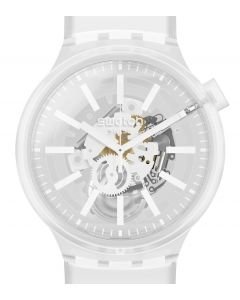 Swatch Big Bold Whiteinjelly SO27E106