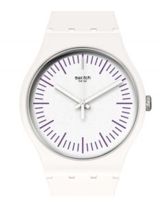 Swatch Originals New Gent Whitenpurple SUOW173