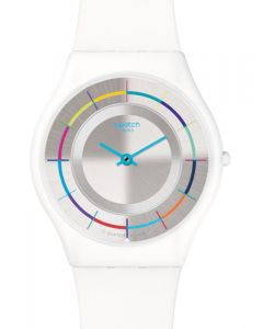 Swatch Skin White Party SFW109