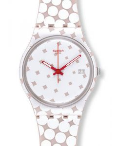 Swatch Gent Special WHITE SMASH GZ412