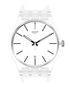 Swatch Originals New Gent White Trip SO29K401