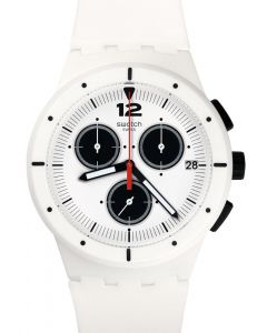 Swatch Chrono Plastic Why Again SUSW406