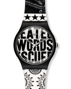 Swatch New Gent WORDS SUOZ124