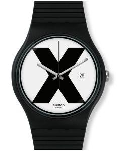 Swatch New Gent XX-Rated Black SUOB402