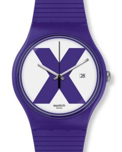 Swatch New Gent XX-Rated Purple SUOV401