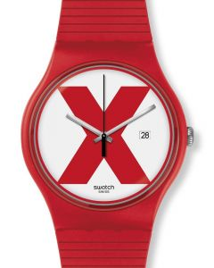 Swatch New Gent XX-Rated Red SUOR400