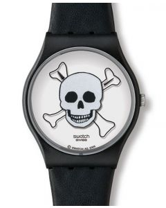 Swatch Gent You stop you die GZ225