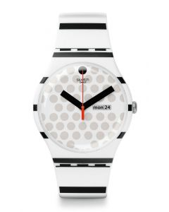 Swatch New Gent Zebratian SUOW706