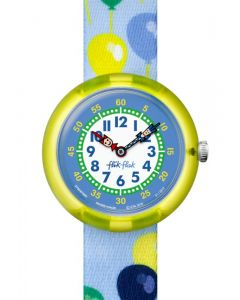 Swatch Flik Flak Kinderuhr Ballolou FBNP085