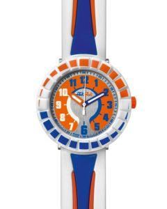 Swatch Flik Flak ALL AROUND BLUE & ORANGE ZFCSP009