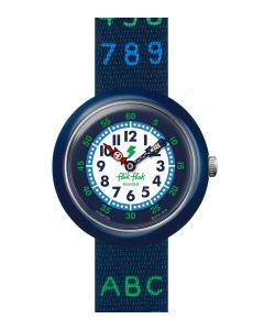 Flik Flak Kinderuhr Blue Ab34 FBNP132