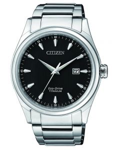 Citizen Elegant Super Titanium - Herrenuhr BM7360-82E