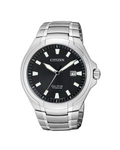 Citizen Elegant Super Titanium - Herrenuhr BM7430-89E