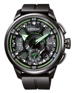 Citizen Sport Chrono - Satellite Wave CC7005-16E limited
