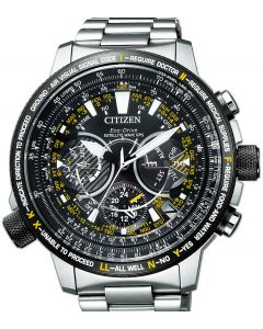 Citizen Satellite Wave Herrenuhr CC7014-82E