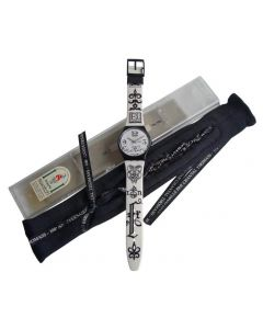 Swatch Gent Artist Special  CHANTAL THOMAS (BLACK LETTER) GB163Pack