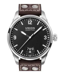 Union Glashütte/Sa. Belisar Pilot Datum D002.607.16.057.00