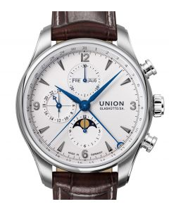 Union Glashütte/Sa. Belisar Chronograph Mondphase D009.425.16.017.00