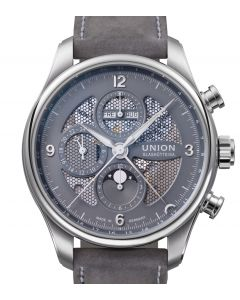 Union Glashütte Belisar Chrono Mondphase Grey D009.425.16.087.00