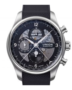 Union Glashütte Belisar Chrono Mondphase Grey D009.425.16.087.00