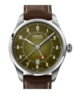Union Glashütte/Sa. Belisar Zeitzone D009.429.16.092.00