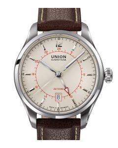 Union Glashütte/Sa. Belisar Zeitzone D009.429.16.267.00