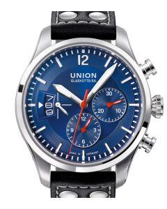 Union Glashütte/Sa. Belisar Pilot Chronograph D009.627.16.047.00