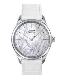 Union Glashütte/Sa.Viro Datum 34 mm D011.207.16.111.00