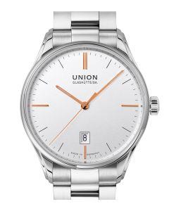 Union Glashütte/Sa.Viro Datum 41mm D011.407.11.031.01