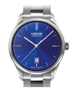 Union Glashütte/Sa. Viro Datum 41mm D011.407.11.041.00