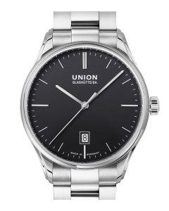 Union Glashütte/Sa. Viro Datum 41mm D011.407.11.051.00