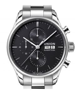 Union Glashütte/Sa. Viro Chronograph D011.414.11.051.00