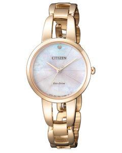 Citizen Elegant - Damenuhr EM0433-87D