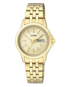 Citizen Basic - Damenuhr EQ0603-59PE