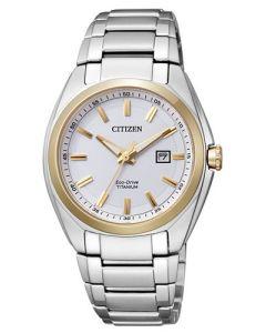 Citizen Super Titanium - Damenuhren EW2214-52A