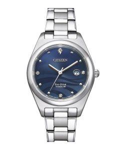 Citizen Elegant Damenuhr EW2600-83D