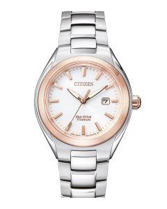 Citizen Elegant Damenuhr EW2616-83A