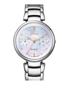 Citizen Elegant Damenuhr FD1106-81D