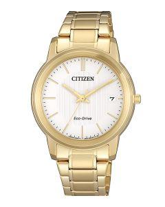 Citizen Elegant - Damenuhr FE6012-89A