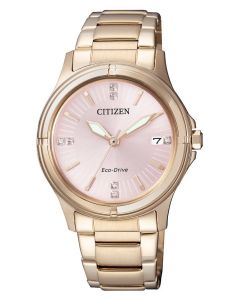 Citizen Elegant - Damenuhr FE6053-57W