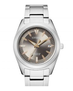 Citizen Elegant Damenuhr FE6150-85H
