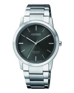Citizen Elegant Super Titanium - Damenuhr FE7020-85H