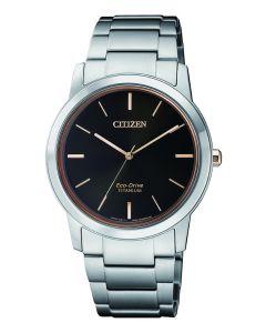 Citizen Elegant Super Titanium - Damenuhr FE7024-84E