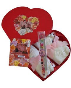 Swatch Valentins Special For Your Heart Only - Liebes Grüsse GR127Pack3