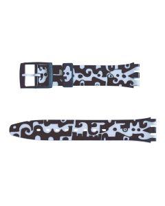 Swatch Armband Afterdark AGZ204