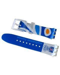Swatch Armband NOC AUSTRIA ASUDK106AO