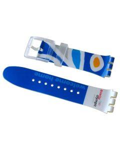 Swatch Armband NOC SWITZERLAND SUDK106R